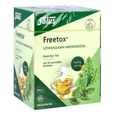 Freetox Tee Löwenzahn-brennnessel Bio Salus Fbtl.  bei apo.com bestellen