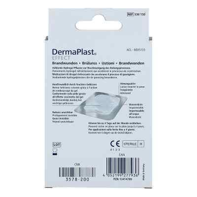 Dermaplast Effect Brandwunden 4,5x6,5 cm Pflaster  bei apo.com bestellen