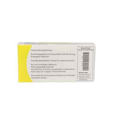 Inhixa 4.000 I.e. 40 mg/0,4 ml iniecto lsg.i.e.f.-spr.  bei apo.com bestellen