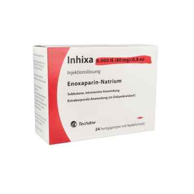 Inhixa 8.000 I.e. 80 mg/0,8 ml iniecto lsg.i.e.f.-sp.  bei apo.com bestellen