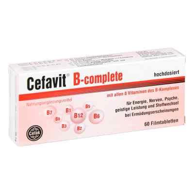 Cefavit B-complete Filmtabletten  bei apo.com bestellen