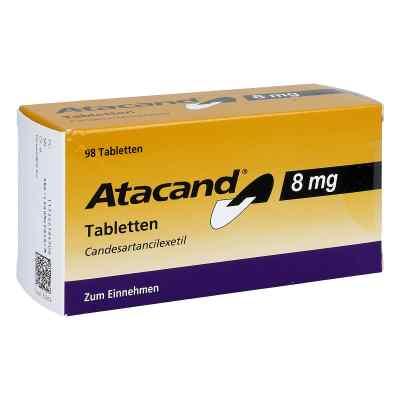 Atacand 8 mg Tabletten  bei apo.com bestellen