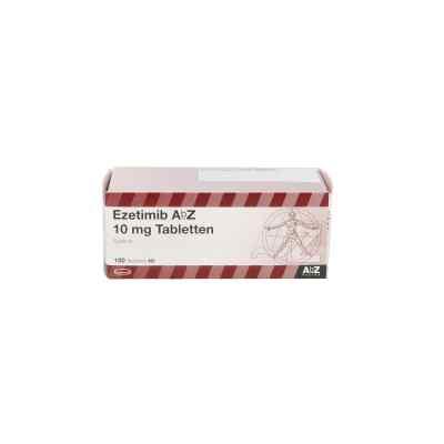 Ezetimib Abz 10 mg Tabletten  bei apo.com bestellen
