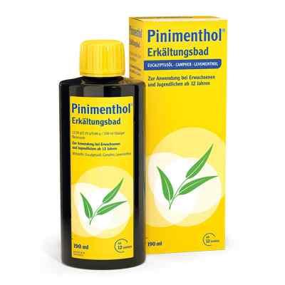 Pinimenthol Erkältungsbad ab 12 Jahre  bei apo.com bestellen