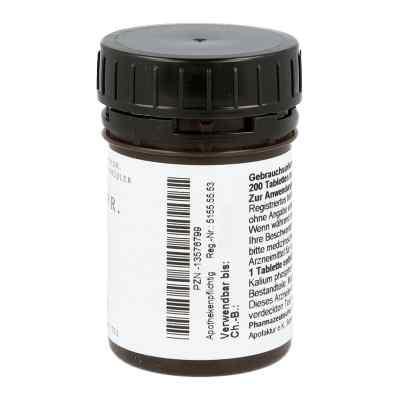Schüssler Nummer 5  Kalium phosphoricum D 6 Tabletten  bei apo.com bestellen