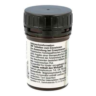 Schüssler Nummer 9  Natrium phosphoricum D 6 Tabletten  bei apo.com bestellen