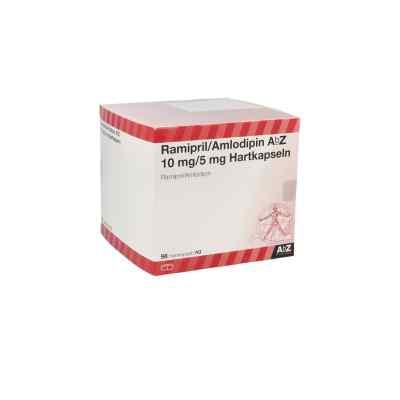 Ramipril/amlodipin Abz 10 mg/5 mg Hartkapseln  bei apo.com bestellen