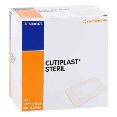 Cutiplast steril Wundverband 8x10 cm  bei apo.com bestellen