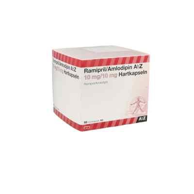 Ramipril/amlodipin Abz 10 mg/10 mg Hartkapseln  bei apo.com bestellen