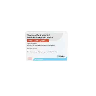 Efavirenz/emtricitabin/tenofovir.mylan 600/200/245  bei apo.com bestellen