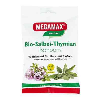 Megamax Bio Salbei-thymian Bonbons  bei apo.com bestellen