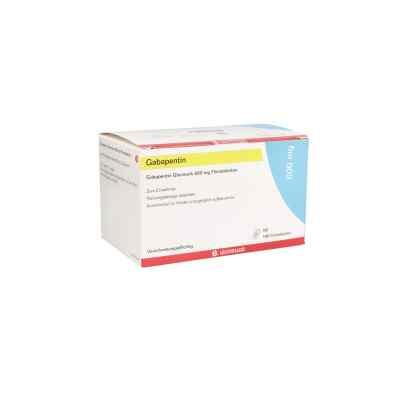 Gabapentin Glenmark 600 mg Filmtabletten  bei apo.com bestellen