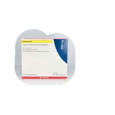 Gabapentin Glenmark 800 mg Filmtabletten  bei apo.com bestellen