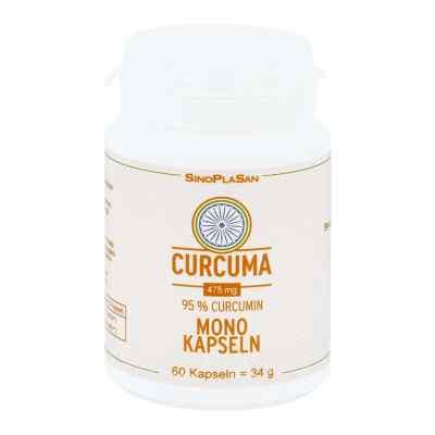 Curcuma 475 mg 95% Curcumin Mono-kapseln  bei apo.com bestellen