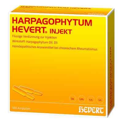 Harpagophytum Hevert injekt Ampullen  bei apo.com bestellen