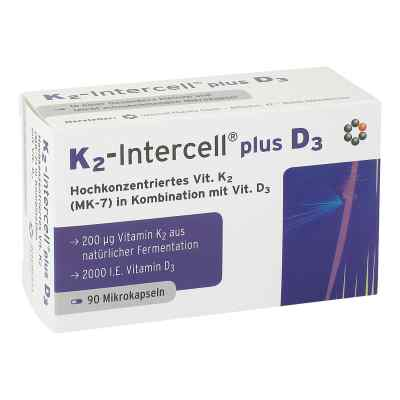 K2-intercell plus D3 Kapseln  bei apo.com bestellen