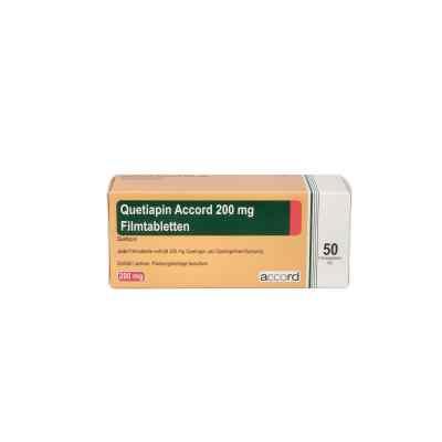 Quetiapin Accord 200 mg Filmtabletten  bei apo.com bestellen
