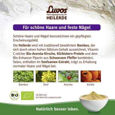 Luvos Heilerde Bio Haar & Nagel Plus Kapseln  bei apo.com bestellen
