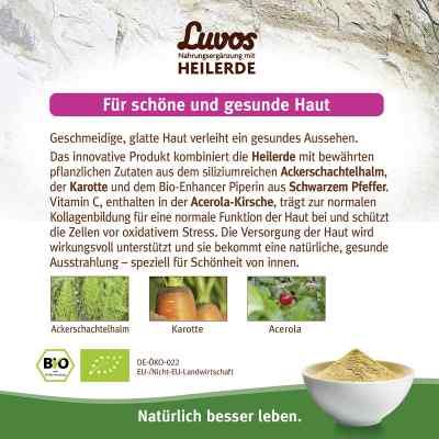 Luvos Heilerde Bio Haut Plus Kapseln  bei apo.com bestellen