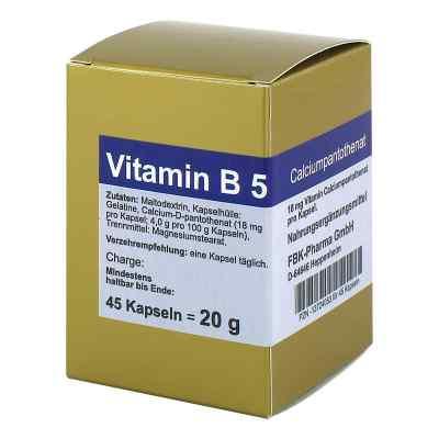 Vitamin B5 Kapseln  bei apo.com bestellen