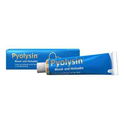 Pyolysin Wund- und Heilsalbe  bei apo.com bestellen
