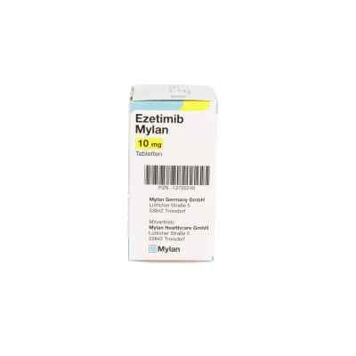 Ezetimib Mylan 10 mg Tabletten  bei apo.com bestellen