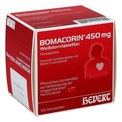 Bomacorin 450 mg Weissdorntabletten  bei apo.com bestellen