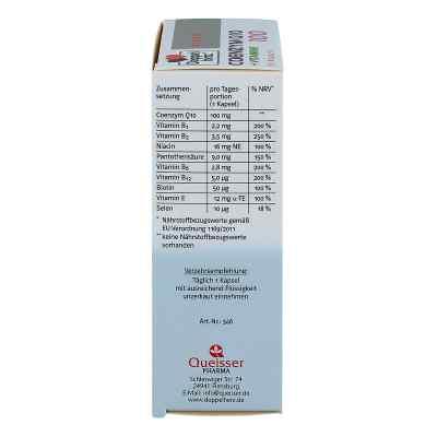 Doppelherz Coenzym Q10 100+vitamine system Kapseln  bei apo.com bestellen