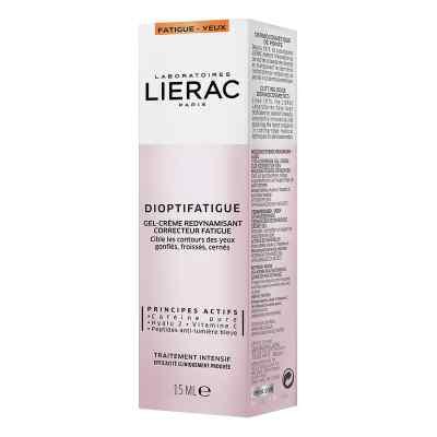 Lierac Dioptifatigue Müde Gel-creme  bei apotheke-online.de bestellen
