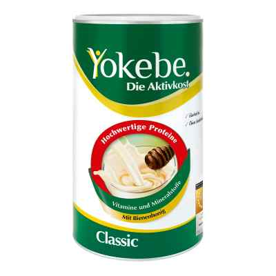 Yokebe Classic Nf Pulver  bei apo.com bestellen