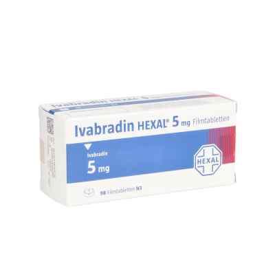 Ivabradin Hexal 5 mg Filmtabletten  bei apo.com bestellen