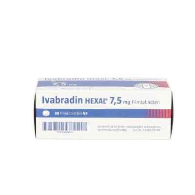 Ivabradin Hexal 7,5 mg Filmtabletten  bei apo.com bestellen