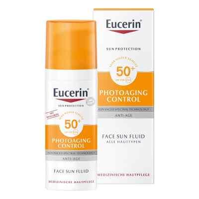 Eucerin Sun Fluid Photoaging Control Lsf 50  bei apotheke-online.de bestellen
