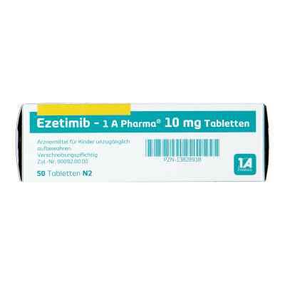 Ezetimib 1a Pharma 10 mg Tabletten  bei apo.com bestellen