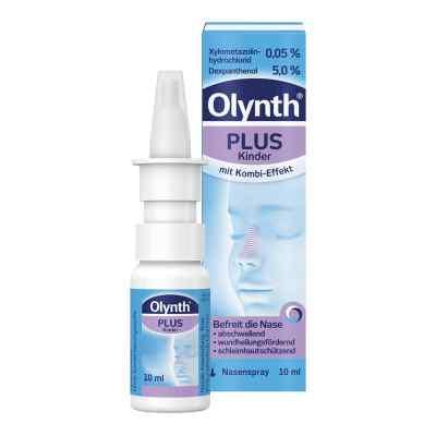 Olynth Plus 0,05%/5% für Kinder Nasenspray ohne K.  bei apo.com bestellen