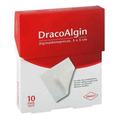 Dracoalgin 5x5 cm Alginatkompresse  bei apo.com bestellen