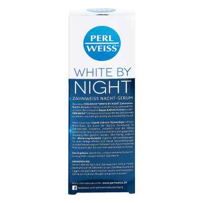 Perlweiss White by Night Zahnweiss Nacht-serum  bei apo.com bestellen