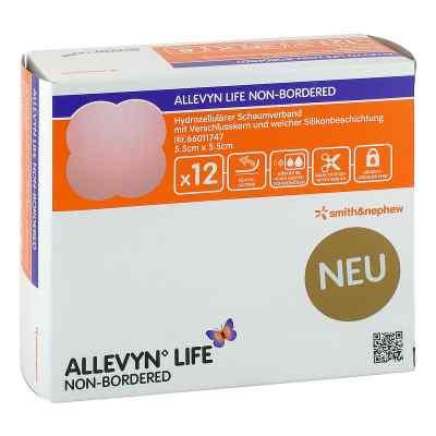 Allevyn Life non-bordered 5,5x5,5 cm Sil.schaumv.  bei apo.com bestellen