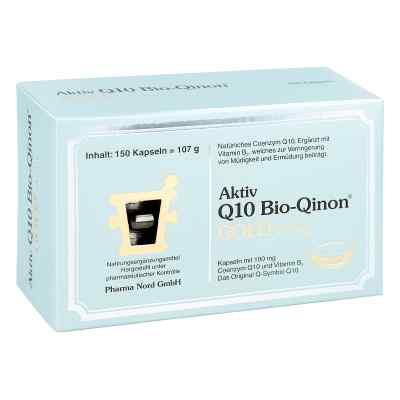 Q10 Bio Qinon Gold 100 mg Pharma Nord Kapseln  bei apo.com bestellen