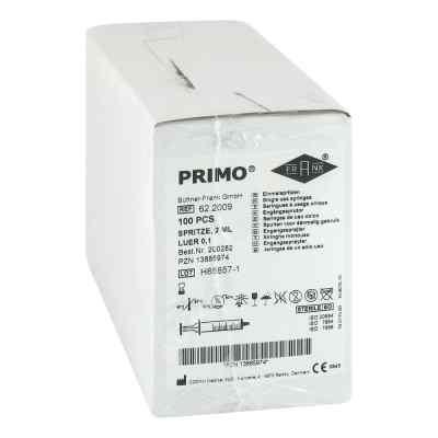 Primo Einmalspritze 2 ml Luer  bei apo.com bestellen