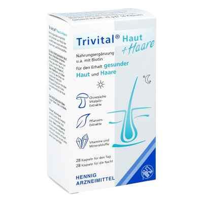 Trivital Haut+haare Kapseln  bei apo.com bestellen