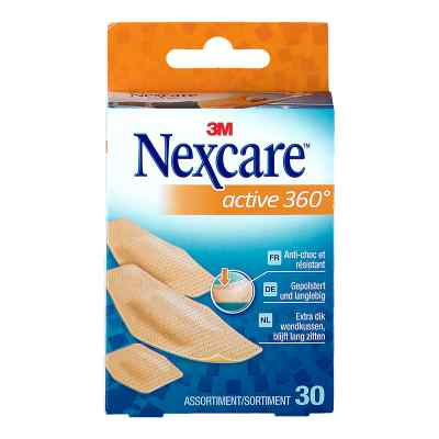 Nexcare Active 360° Pflaster assortiert 3 Grössen  bei apo.com bestellen
