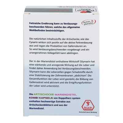 Doppelherz Artischocke-mariendistel system Weichk.  bei apo.com bestellen