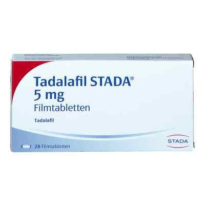 Tadalafil Stada 5 mg Filmtabletten  bei apo.com bestellen