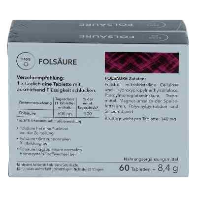 Folsäure Tabletten  bei apo.com bestellen