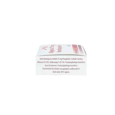 Algecia 75 mg Hartkapseln  bei apo.com bestellen