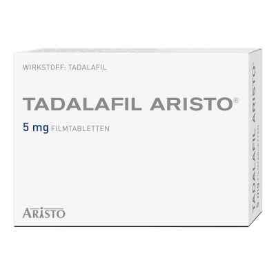 Tadalafil Aristo 5 mg Filmtabletten  bei apo.com bestellen