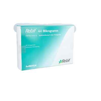 Rebif 44 Mikrogramm iniecto -lsg.i.e.fertigspritze  bei apo.com bestellen