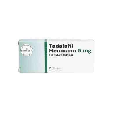 Tadalafil Heumann 5 mg Filmtabletten  bei apo.com bestellen