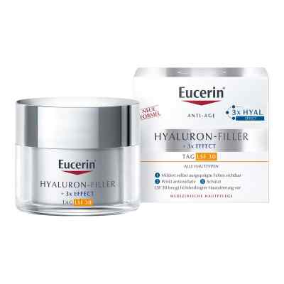 Eucerin Anti-age Hyaluron-filler Tag Lsf 30  bei vitaapotheke.eu bestellen